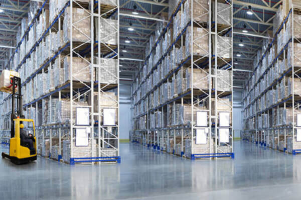 Warehouse Air Filtration System