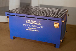 Filter-1 Woodworker Downtron DFW