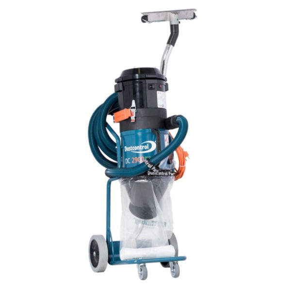 High Vac Dust Collectors - Dustcontrol DC 2900 Dust Extractor