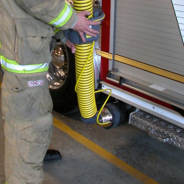 Vehicle Exhaust Nozzle